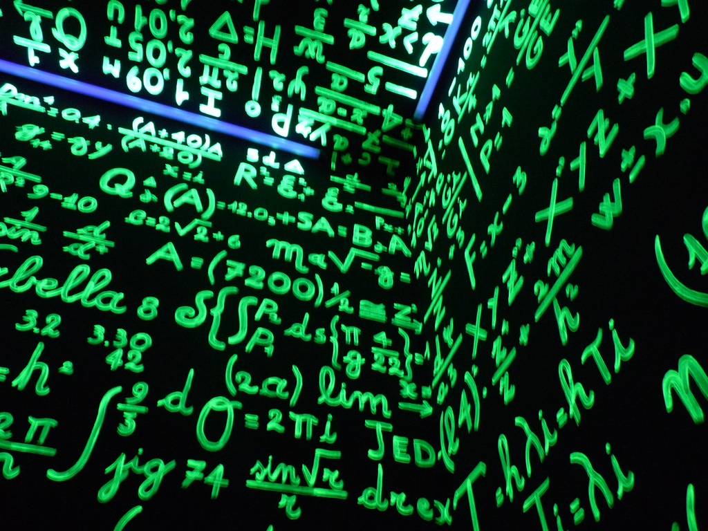 maths the language of the universe