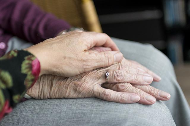mother's heritage hands