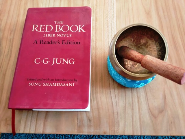 The Red Book Liber Novus C.G. Jung review closed